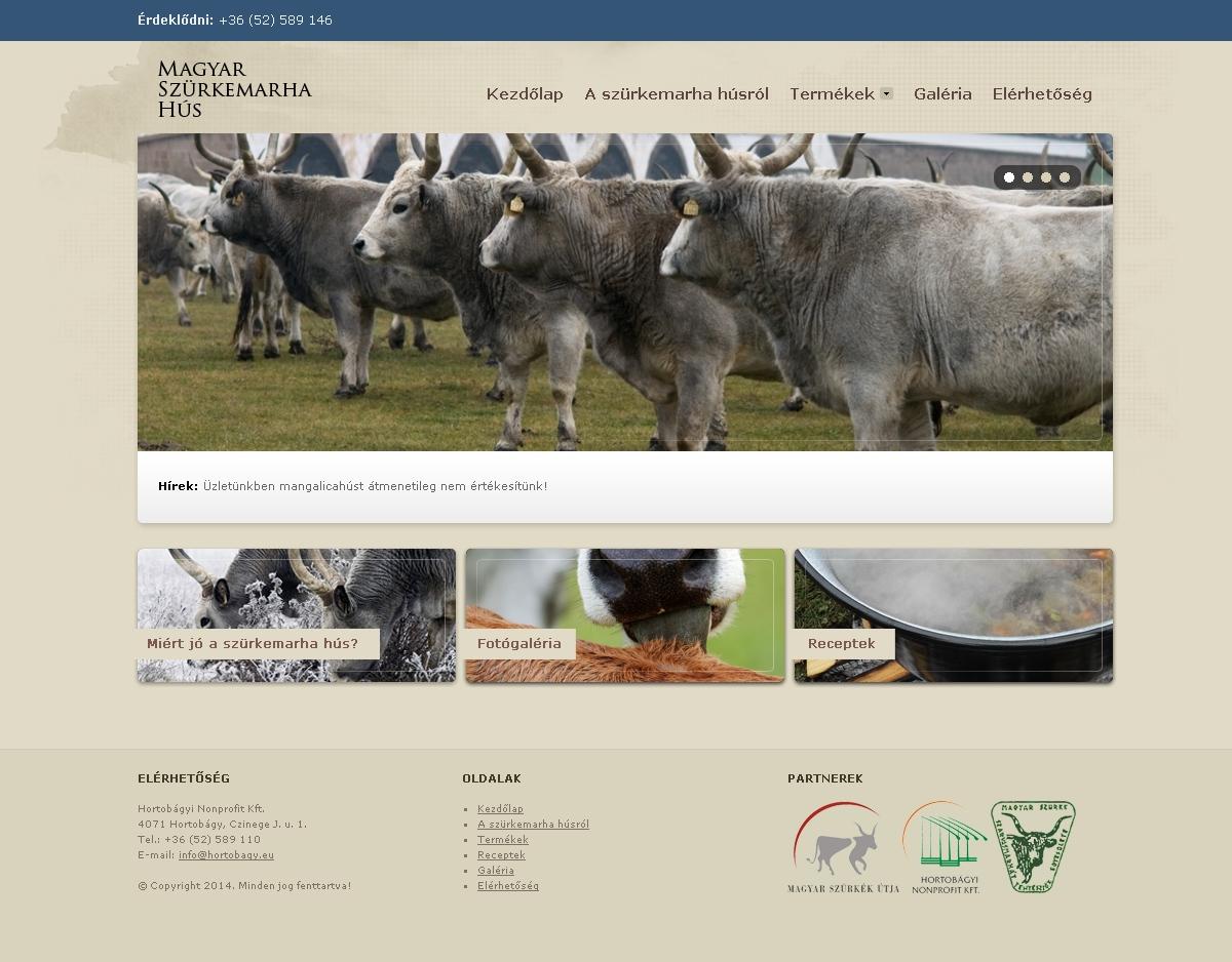 Bio Hortobágyi Hús