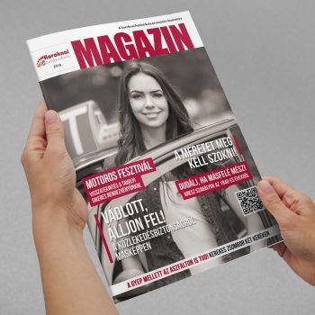 Koroknai Autósiskola magazin 4. kiadás