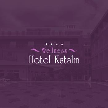 Hotel Katalin honlaptervezés