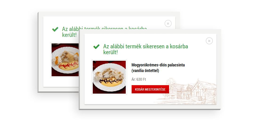 Honlap referencia Üllői úti Bécsiszelet Vendéglő